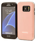 For Samsung Galaxy S7 Ultra-Thin Hybrid Hard Body Tactile Shell Cover Case