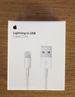 New Original Apple iPhone Lightning Cable 2m 6ft Charging Cord Authentic OEM