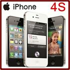 iPhone 4S Factory Unlocked  32/16/8GB  Black & White Smartphone