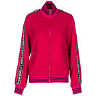 DOLCE&GABBANA WOMEN'S SWEATSHIRT ZIP UP NEW   FUXIA 44E