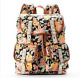 NWT Candie's Backpack Amy Floral Crochet Girls Woman Handbag Tote NEW Cat Rescue photo