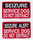 Внешний вид - Seizure Service Dog Do Not Distract Alert Patch 2.5X4 Assistance Danny & LuAnn