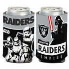 NFL Oakland Raiders Wincraft 12 oz. Star Wars Darth Vader Can Cooler NEW! $9.99 USD on eBay