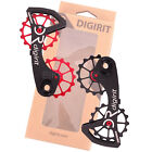 Digirit Campy Campagenolo Oversized Road Bike Bicycle CNc Pulley Wheel Kit