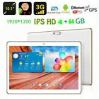10.1'' 64gb Android 7.0 Tablet Pc Octa Core 10 Inch Hd Wifi 2 Sim 4g Phablet