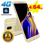 "Note 8 6.0"" Unlocked 4g Lte 8 Core 2 Sim Android Mobile Phone 64gb Smartphone"