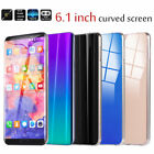 "6.1 ""octa Core 4gb + 64gb Mobile Phone Smartphone Dual Sim 16mp Android Os 8.1"