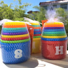 Children Baby Toddler Educational Toy Stacking Cup Fancy Developmental Toy Game
