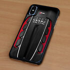 ENGINE AUDI V8 TFSI iPhone 6/6S 7 8 Plus X/XS Max XR Case Phone Cover