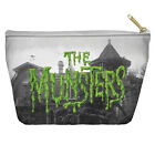 THE MUNSTERS LOGO LICENSED LIGHTWEIGHT ACCESSORY POUCH