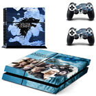 New Game Of Thrones PS4 Skin Controller Sticker For Sony PS4 Console Decal