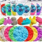 Magic Motion Moving Play Sand Pack 500g -2kg All Colours Building Toy  <br/> Free Shipping - 60 Day Returns - Same Day Dispatch