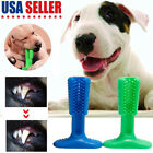 Dog Toothbrush Pet Bite Brushing Stick Teeth Cleaning Chew Toy For Dogs Oralcare