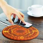 10W Magical Array QI Fast Wireless Charger For iPhone XS Max Samsung Note9 Huawei