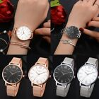 Women's Casual Bracelet Watch Quartz Mesh Belt Band Fashion Analog Wrist Watches image