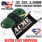 ACME Bore Snake Gun cleaning - 17 223 5.56 270 30 9mm 40 45 - 10 12 16 20 410 GACleaning Supplies - 22700