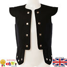 100% Wool Jacobite Chieftain Waistcoat Scottish Kilts & Weddings Dresses Vest