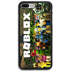 New Best RoBlox Lego Print On Hard Cover Phone Case For iPhone