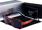 Audi Sonnenbrillen Sunglasses New Luxury Brand Men Polarized with Markenbox 2018