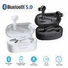 True Wireless Earbuds Bluetooth Sports in-Ear Headphones Stereo Bass Headset
