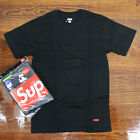 Supreme Hanes Tagless Small Box Logo Tee Size 100% Authentic (Single T-shirt)