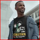 If You Don't Like Kiss My Endzone Betty Boop Oakland Athletics T Shirts MLB Tee $15.99 USD on eBay