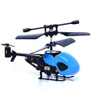 2CH Mini RC Helicopter Radio Remote Control Aircraft Micro 2 Channel Drone Lot