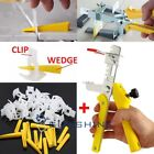 Внешний вид - 400-1200 Reusable Flat Tile Leveling System Clips Wedges Wall Floor Spacers NEW