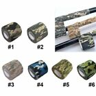 Good Hiking Hunting Camping Camouflage Camo Wrap Sticky Roll Adhesive Tape