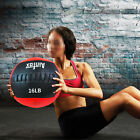Wall Ball Home Gym Crossfit Fitness Soft Weighted Workout Training Medicine Ball image