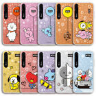 KPOP BTS BT21 Official Light Up Phone Case(Hang Out) For iPhone - Bangtan Boys