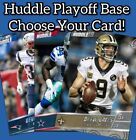 Topps Huddle 2018 - Playoff Base, choose your DIGITAL card! $1.5 USD on eBay