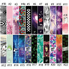 "Skateboard Longboard Board Grip Tape Sticker Diamond Sheet Griptape 47""X10"" image"