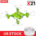 Upgraded Syma X21 Mini RC Quadcopter Drone with Hover Headless 360 Degree Flip