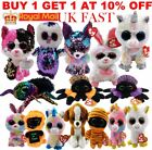 Ty Beanie Boo Boos - Choose Your Favourite Soft Plush Kids Toy - 6