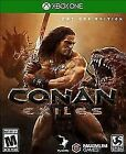 Conan Exiles: Day One Edition (Microsoft Xbox One, 2018). Code Insert & Poster!