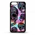 Candy sugar skull aztec tattoo day of the dead mexican graphic phone case cover