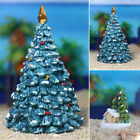 Fish Tank Aquarium Ornament Resin Christmas Landscaping Decoration Craft Newest