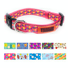 10 Pattern Dog Collar or Dog Leash Provides Extra Soft and Comfort, Great Gift