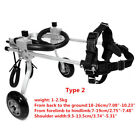 Dog Wheelchair for Disabled Dog Pets Run Again Five Types for 0-10kg Weight SALE