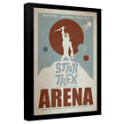 "Star Trek TOS ""Ep. 18 - Arena"" Canvas Wall Art on eBay"