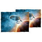 "Star Trek TOS ""Final Frontier"" Dye Sublimation Printed Pillow Case on eBay"