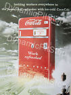30x40cm Coca Cola Coke Fridge Tin Sign or Decal $25.0  on eBay