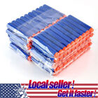 USA 100Pcs Refill Foam Darts For Nerf Series Blasters bullets