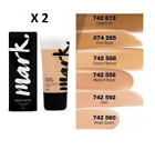 2 x AVON Mark. Nude MATTE Fluid Makeup Foundation**30g**- Pick your Shade