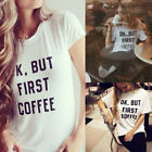New Funny T-shirts Womens mens Short sleeve Tops Tee Black White Cotton On Sale