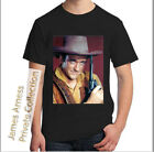 James Arness Private Collection 'Marshal Dillon Gunsmoke'  2018 Tee Shirt