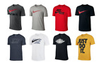 NIKE MENS TEE SHIRTS GRAPHIC T-SHIRT TANK TOP DRI FIT GOLF POLYESTER COTTON NWT  image