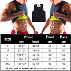 GYM FAJAS PARA HOMBRES REDUCTORA DE SLIM CHALECO MENS BODY SHAPER ABDOMEN SWEAT
