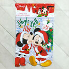 Disney Christmas Sticker Book Mickey Minnie Mouse Holiday Kids Crafts